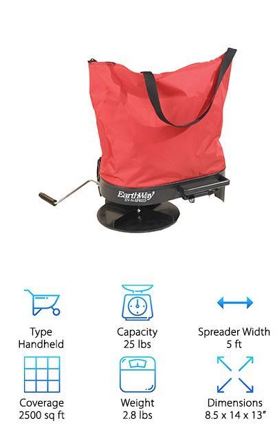 Earthway Hand Bag Spreader