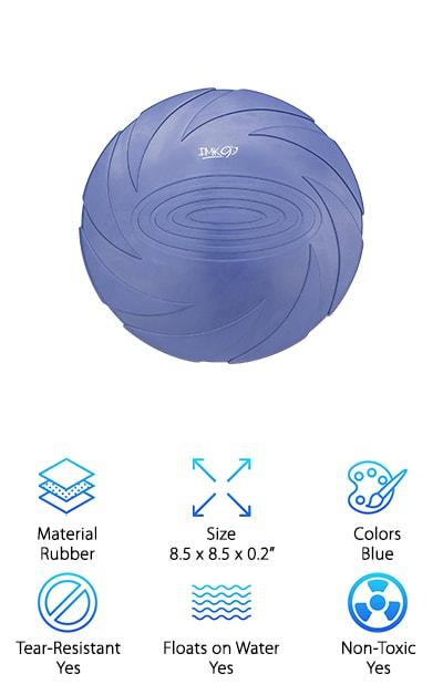 IMK9 Dog Frisbee