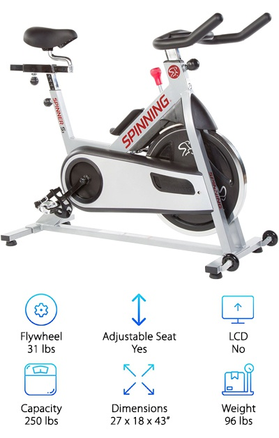 Spinner S3 Indoor Spin Bike