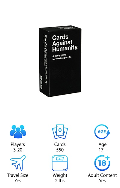 Best Fun Card Games for Adults