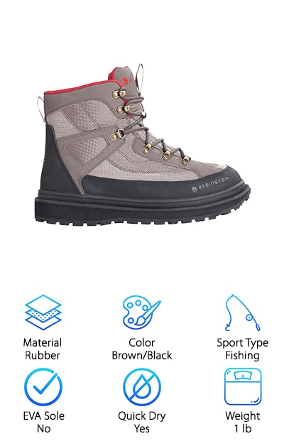 10 Best Wading Boots 2019 Buying Guide Geekwrapped