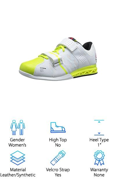 Reebok Women's Lifter Shoe