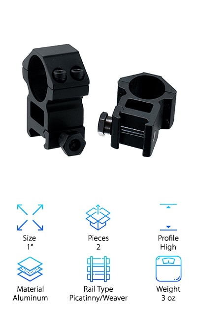 Best Scope Rings