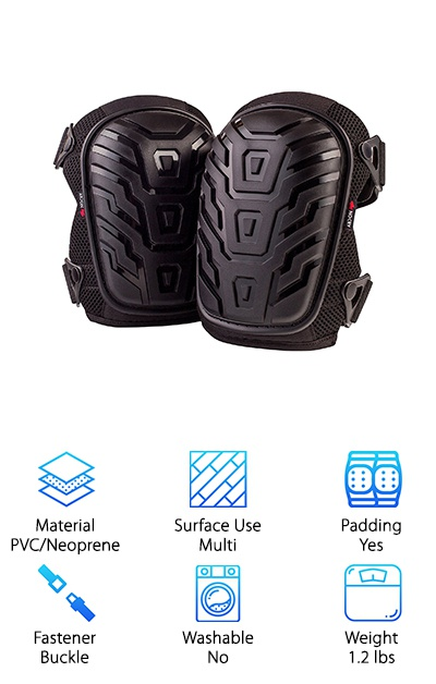 NoCry Professional Kneepads