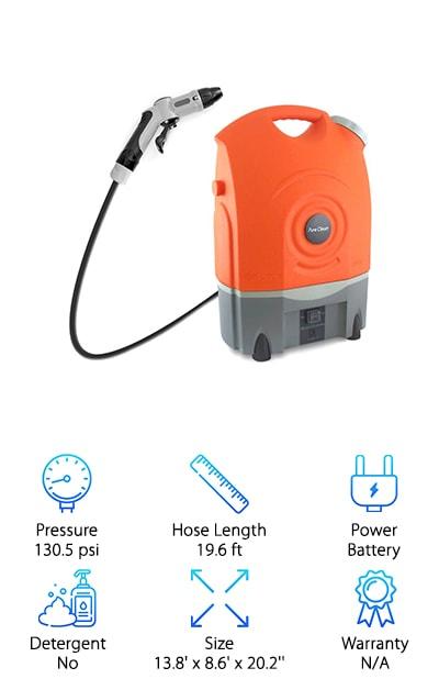 Pure Clean Pressure Washer