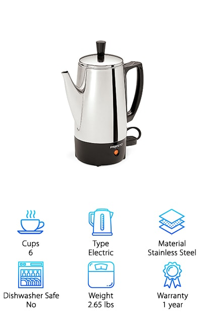 Presto Coffee Percolator