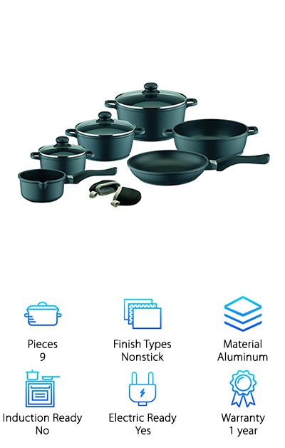 ELO Pots and Pans Set