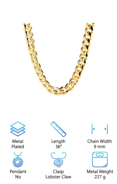 Best Hip Hop Gold Chains