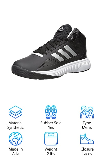 Adidas NEO Basketball Shoe