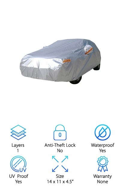 Kayme All Weather Car Covers