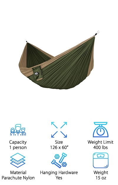 Fox Outfitters Camping Hammock