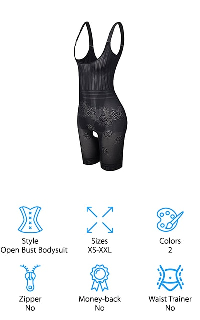 Amazingjoys Body Shaper