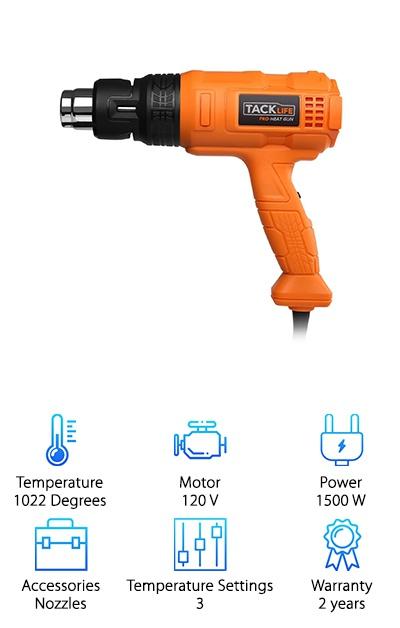 Tacklife HGP70AC Heat Gun