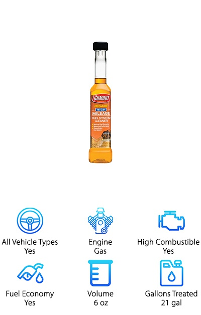 Gumout High Mileage Cleaner