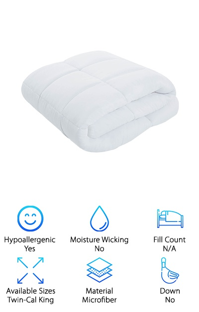 LinenSpa All-Season Comforter