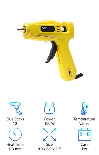 Cobiz 60/100 Glue Gun