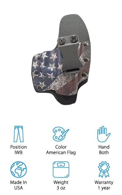 Infused Kydex Holster
