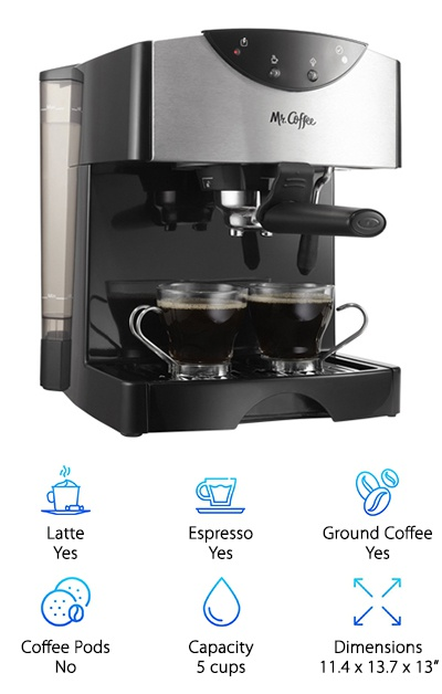 Best Home Latte Machines For 2019 Top 10 Picks