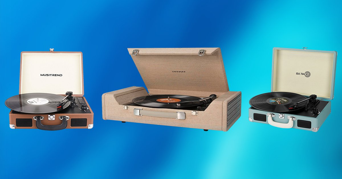 10 Best Portable Record Player 2020 [Buying Guide] – Geekwrapped