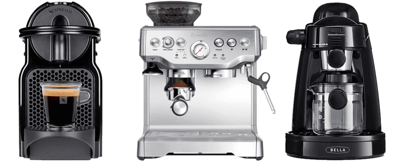 10 Best Cheap Espresso Machines 2020 [Buying Guide ...