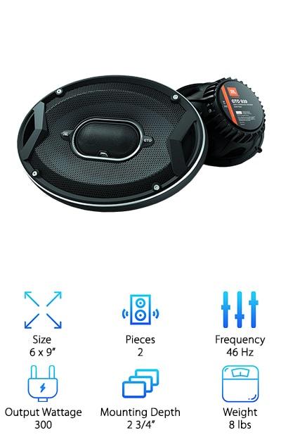 JBL GTO939 Premium Speaker