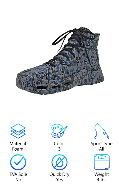 Soft Science Canvas Wading Boots