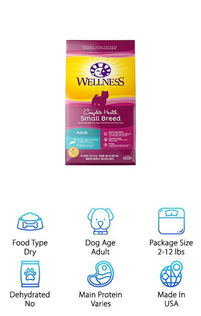 Wellness Complete Small Breed