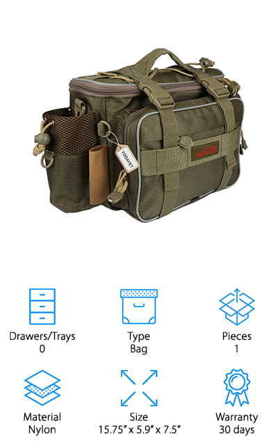 VOGAYET Fishing Tackle Bag