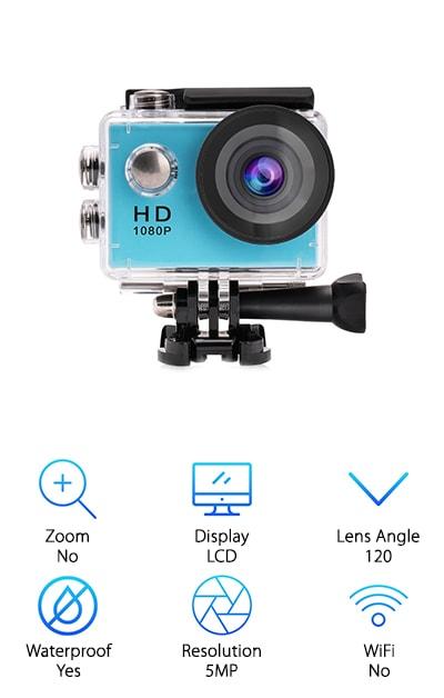 Yuntab Action Camera