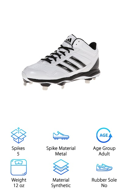 adidas Excelsior Baseball Cleats