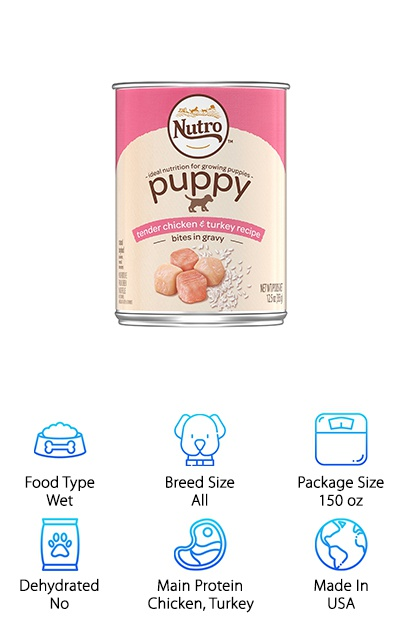 Nutro Puppy Wet Food