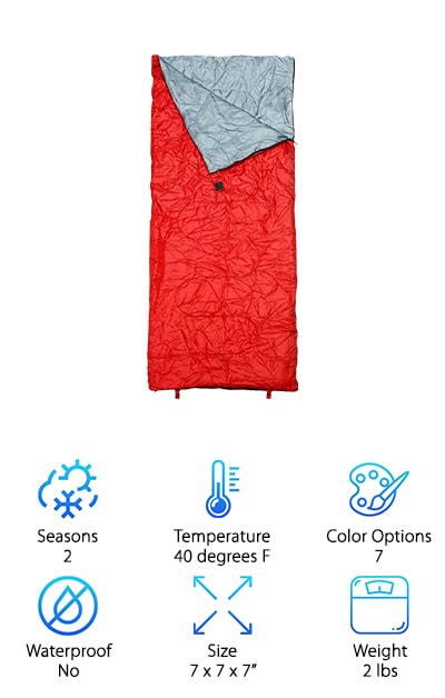 RevealCamp Sleeping Bag