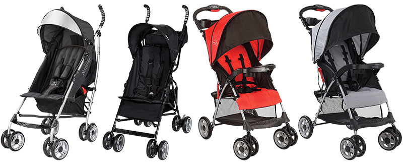 Best Reclining Umbrella Strollers