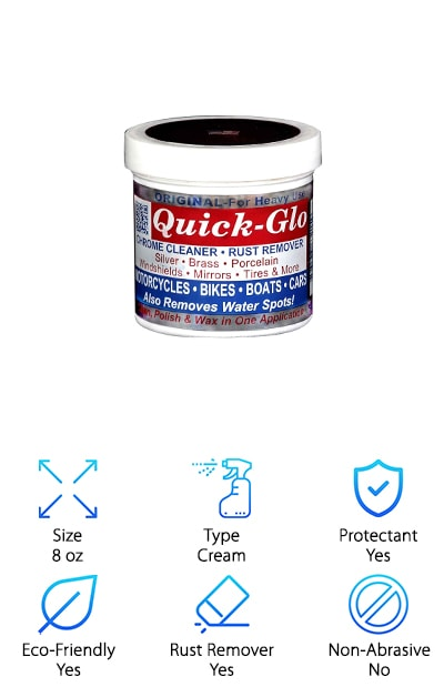 Quickway Chrome Cleaner