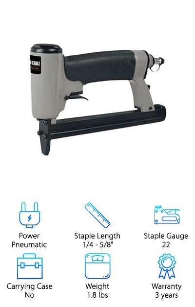 The Best Upholstery Staplers For 2019 Top 10 Review