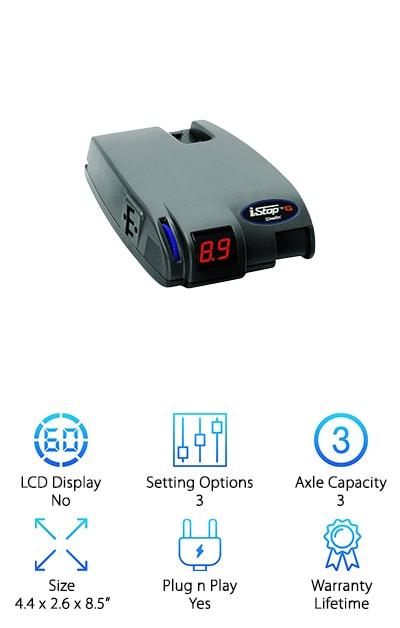 Draw-Tite Electronic Control