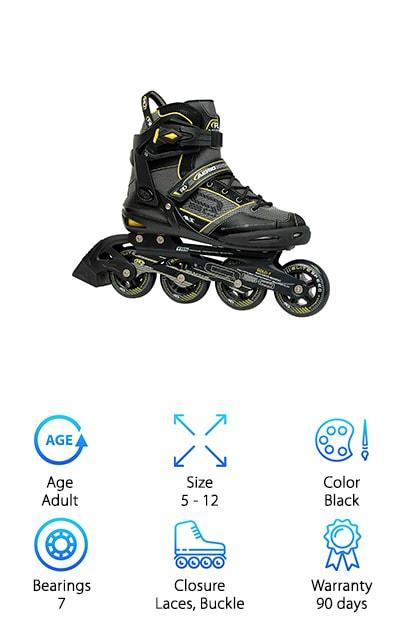 Roller Derby AERIO Q-60 Men's Skate