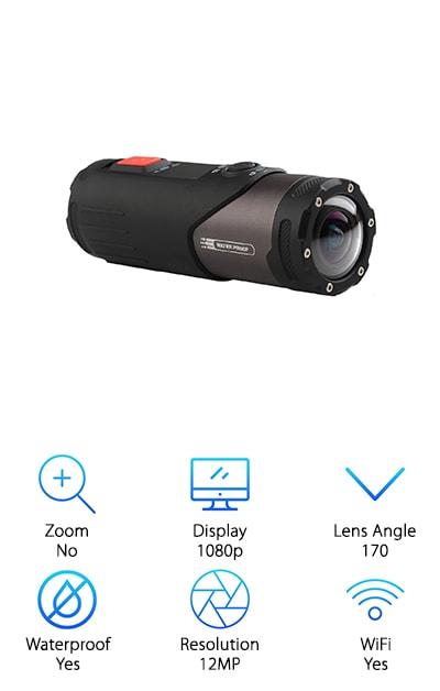 eTTgear Underwater Camera