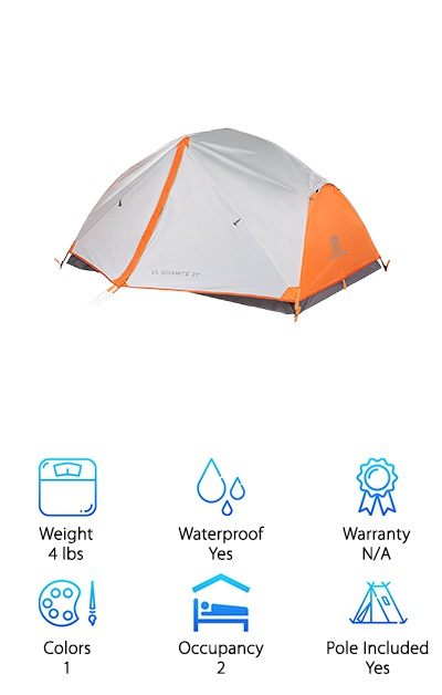 Featherstone Backpacking Tent
