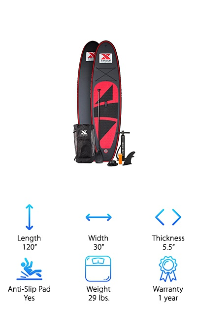 Xterra Premium SUP Bundle