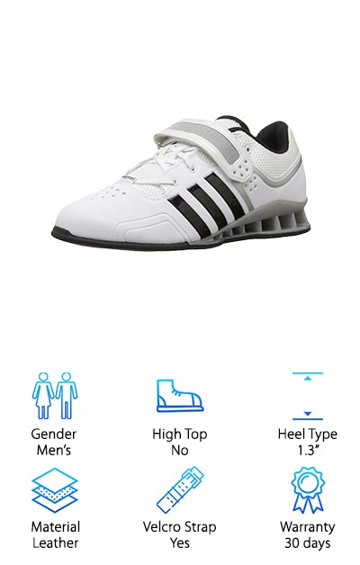 ae2dda1335e6 Adidas Weightlifting Shoes