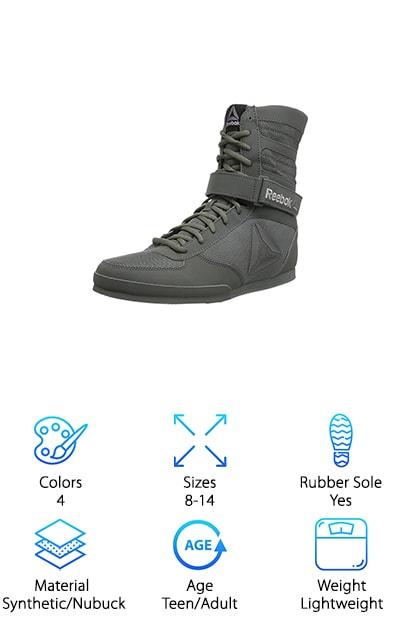 Reebok Buck Sneaker