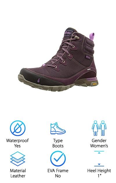 Ahnu Women's Hiking Boot