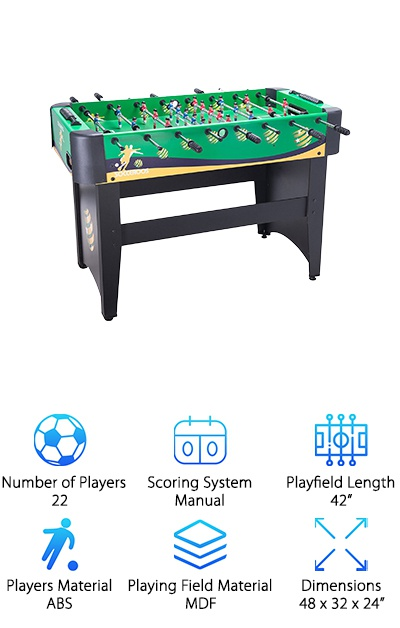 Pinty Foosball Table