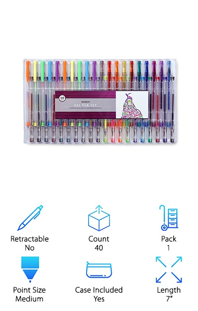 Eparon Gel Pen Set