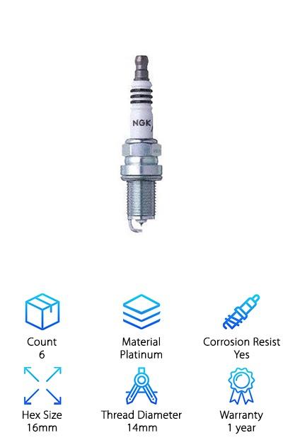 NGK Platinum Spark Plug