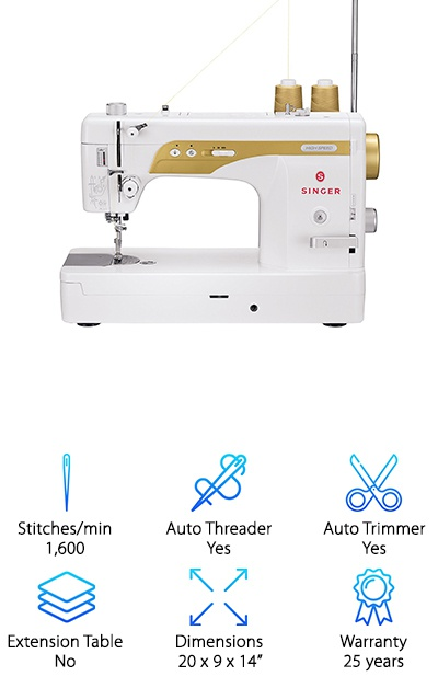 Singer S16 Studio Sewing Machine