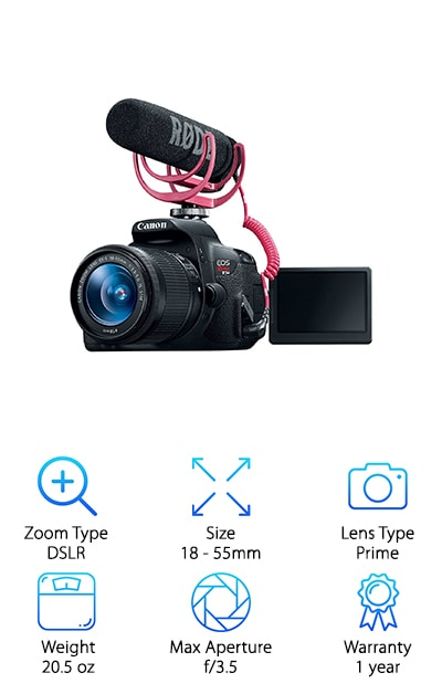 Canon EOS Rebel Video Kit