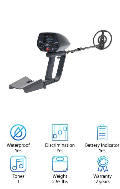 NHI Metal Detector Starter Kit