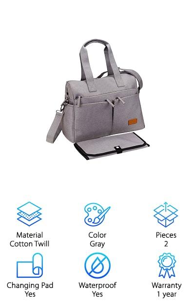 Momies Designer Diaper Bag